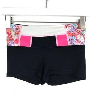 Lululemon Boogie Short Full On Luon Quilt Shorts 2